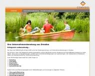 Bild Webseite KNAUER & Partner Dresden