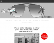 Website Lichtblick Optik