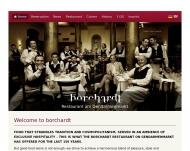 Bild Webseite Borchardt Restaurant Gourmetrestaurant Berlin