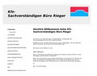 Bild Kfz-Sachverständigen Büro Rieger Berlin - Brandenburg