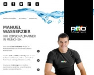 Website Pro-Movement Personal Training
