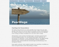Bild Paarwege Paartherapie