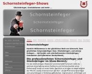 Bild Schornsteinfeger-Shows