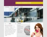 Bild Webseite Kiribati Medienverlags München