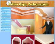 Bild Webseite kilim gips dekoration Bremen