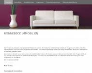 Bild Webseite Adelheid Ronnebeck Immobilien Immobilien Hamburg