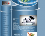 Website Werbetechnik