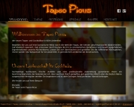 Bild Webseite Tapeo Picus Köln