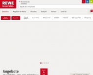 Website REWE