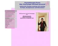 Website Praxis für Systemische Therapie, Beratung u. Coaching Michaela Jarzynski