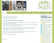 Bild Webseite Forum Heilpraktiker für Psychotherapie Lübeck Lübeck