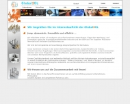Bild Webseite Global2OL Nürnberg