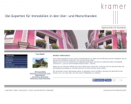 Bild Webseite Kramer Andreas Dipl. Ing.  u. Ute  Ingenieurgesellschaft für Bauwesen Hamburg