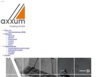 Bild Axxum Holding GmbH