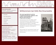 Bild D A G Davidsohn Albrecht Gosewinkel Rechtsanwälte Partnerschaftsgesellschaft