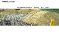 Bild Webseite Büro KL - Konrad & Lieblang Partnerschaftsgesellschaft Architektin und Bauingenieur Köln