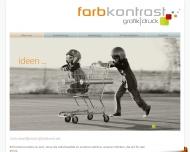 Bild Farbkontrast grafik | druck GmbH