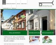 Bild Wohnwelten Rhein-Ruhr GmbH
