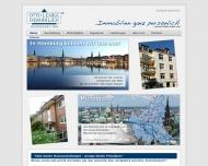 Bild Webseite Otto Lemke Immobilien Hamburg