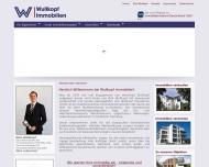 Bild Webseite Wullkopf Immobilien Hamburg