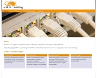 Bild Webseite Sotiriu Consulting Nürnberg