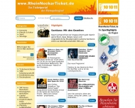 Bild Rhein Neckar Ticket RNT GmbH