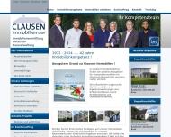 Bild Clausen-Immobilien GmbH Hausverwaltung