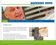 Bild Webseite BBK Service Kontor Nord-West Hamburg