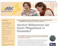Bild AABK, Ambulante-, Alten-, Behinderten- u. Krankenpflege Düsseldorf GmbH