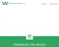Bild Webseite Abbau-Altmetallhandel WIWA Hamburg