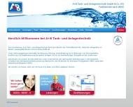 A+B Tank- und Anlagentechnik Willkommen