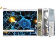 Bild Webseite ACADEMY Köln