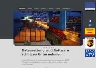 Bild Webseite ACATO München