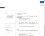 Bild Webseite AdaLogTec Berlin