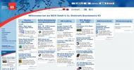 Bild Webseite A & D Beck Verwaltung Nürnberg