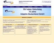 Bild ADAPTRIS Deutschland GmbH