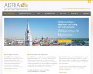 Bild ADRIA Vermögensverwaltung Erich Ross GmbH & Co. KG