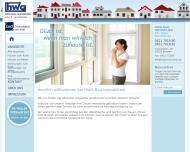 Bild Webseite HWG-Bau-Immobilien Inhaber: Egon Horsthemke Bremen