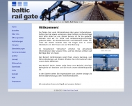 Baltic Rail Gate
