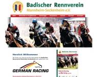 Bild Badischer Rennverein Mannheim-Seckenheim e.V.