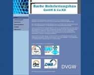 Bild Barbe Rohrleitungsbau GmbH & Co. KG