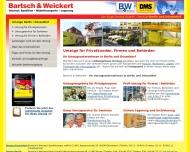 Bild Webseite Bartsch & Weickert Berlin Berlin
