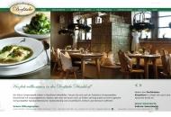 Bild Webseite Bareiss Gastronomie Betriebs Düsseldorf