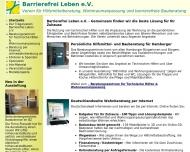 Bild Barrierefrei Leben eV.-Verein für Hilfsmittelberatung, Wohnraumanpassung