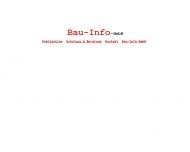 Bild Bau-Info-GmbH