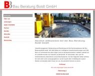 Bild Bau Beratung Boldt GmbH