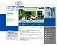Bild Webseite  Mühlacker