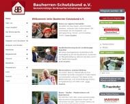 Bild Bauherren-Schutzbund e.V.