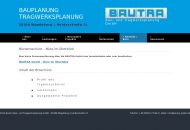 Website BAUTRA Bau- und Tragwerksplanungs