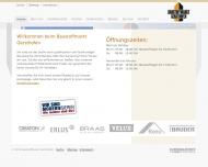 Bild Baustoffmarkt Gersthofen GmbH & Co. KG